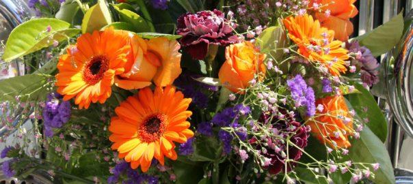 לימודי שזירת פרחים